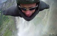 Jeb Corliss en Wingsuit